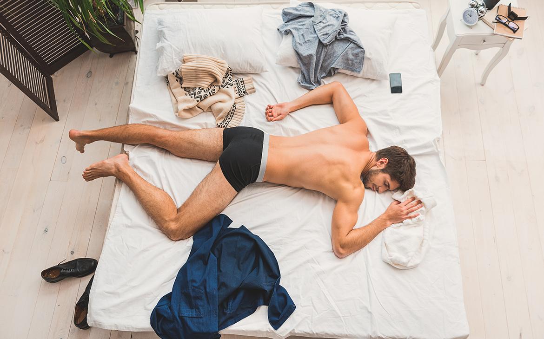 מי ישן טוב יותר – רווק או נשוי