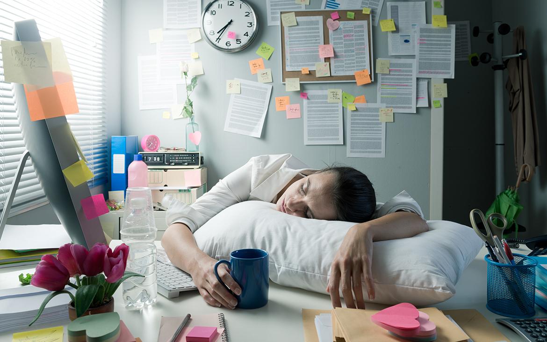 עלות למעסיק חוסר שעות שינה